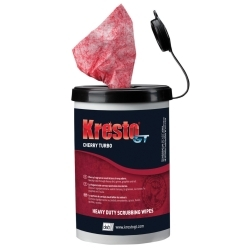Stockhausen KGT72W KrestoGT Cherry Scrubbing Wipes image