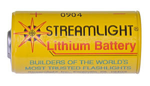 Streamlight STL85177 3 Volt Lithium Battery image