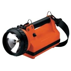 Streamlight 45116 LITEBOX 8 WATT SPOTLIGHT ORANGE image
