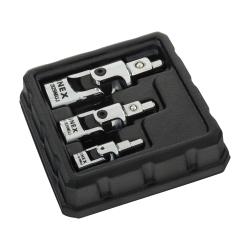 Sunex 132MUJ Sunex Tools 3-Piece 1/4 in., 3/8 in., 1/2 in. Dri image