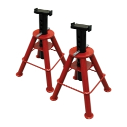Sunex 1410 10 TON HIGH HEIGHT PIN TYPE JACK STANDS (PAIR) image