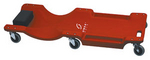 Image Sunex International SUN8511 Ergonomic Plastic Creeper
