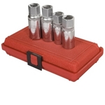 Image Sunex 8804M STUD REMOVER SET 1/2IN. DRIVE 4 PC. METRIC
