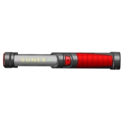 Sunex REDLLOGO Sunex Tools Logo Light, 400 Lumen, Rechargeable image