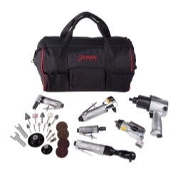 Sunex SX231PBAGPR4 6 Pc Air Tool Kit image