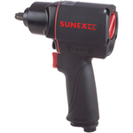 "Image Sunex International SUNSX4335 3/8"" Dr. Quiet Impact Air Ratchet"