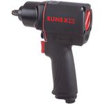 "Image Sunex International SUNSX4335 3/8"" Dr. Quiet Impact Air Ratchet"