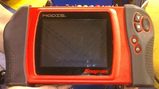Snap On Used Modis Scan Tool - Automotive Scanner  image