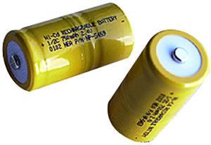 TIF TIF8806A Rechargeable NI-CAD Batteries TIF8806A image