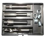 Image TIME-SERT 0118 NPT National Pipe Taper 1/4-18 BSBP Thread Repair Kit