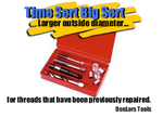 Image TIME SERT 5015 Big-Sert Thread Repair Kit M10 x 1.50