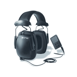 Uvex 1030110 Sync MP3 Protective Ear Muff image