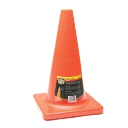 "Uvex RWS-50011 18"" Safety Cone Orange image"
