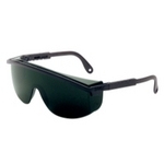 Image Uvex S1112 Astrospec 3000® Black Frame Safety Glasses with 5.0 Shade Lens