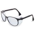 Image Uvex S4000 Flashback Safety Glasses Black Frame