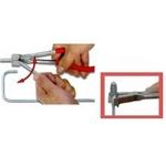 """Image V-8 Tools 808 1/4"""" Tubing Bender Plier"""