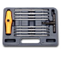 VIM Tools BHI100 SAE Ball and Hex Driver Kit 10 pc. image