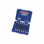 Image Vim Tools HXLM100 Extra Long Metric Hex Drive Set 14pc Hex and Ball