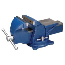"Wilton 11106 6"" GENERAL PURPOSE ""BLUE"" BENCH VISE image"