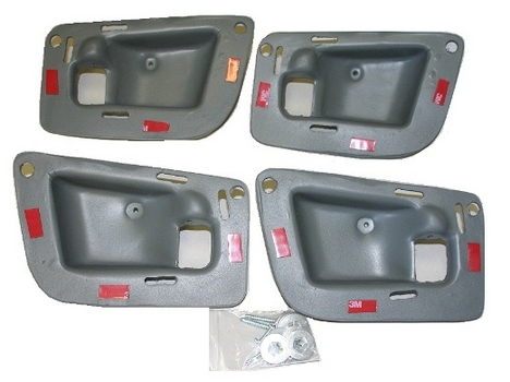Zach Thrasher Products Jeep Interior Door Handle Repair Kit image