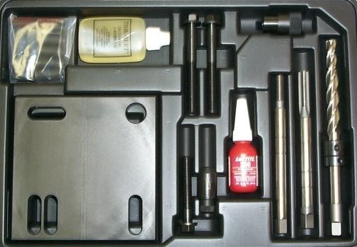 Image TIME-SERT 15100 1/2-13 Subaru Race Conversion Head Bolt Thread Kit