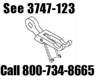 Miller Tools MLR8387 Dodge Valve Spring Compressor image