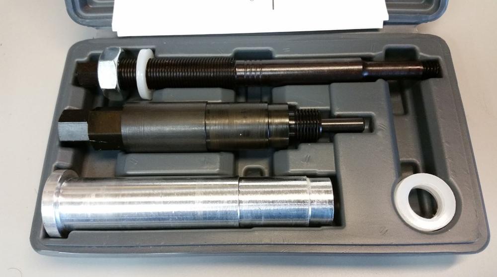 Lisle Ford Broken Spark Plug Remover LIS 65600 (Alt 303-1203 303-1398) image