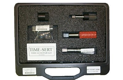 Image TIME-SERT 2215C M22x1.5 Porsche Metric Thread Repair Kit for Oil Pan