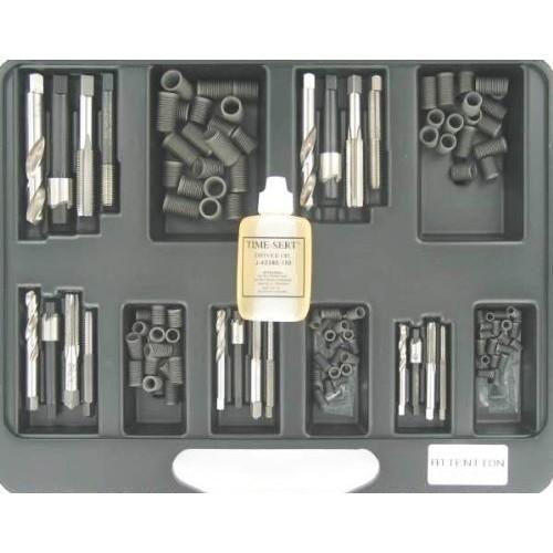 TIME-SERT 0010 Std. Coarse Thread Repair Master Kit image