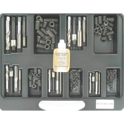 Image TIME-SERT 0010 Std. Coarse Thread Repair Master Kit