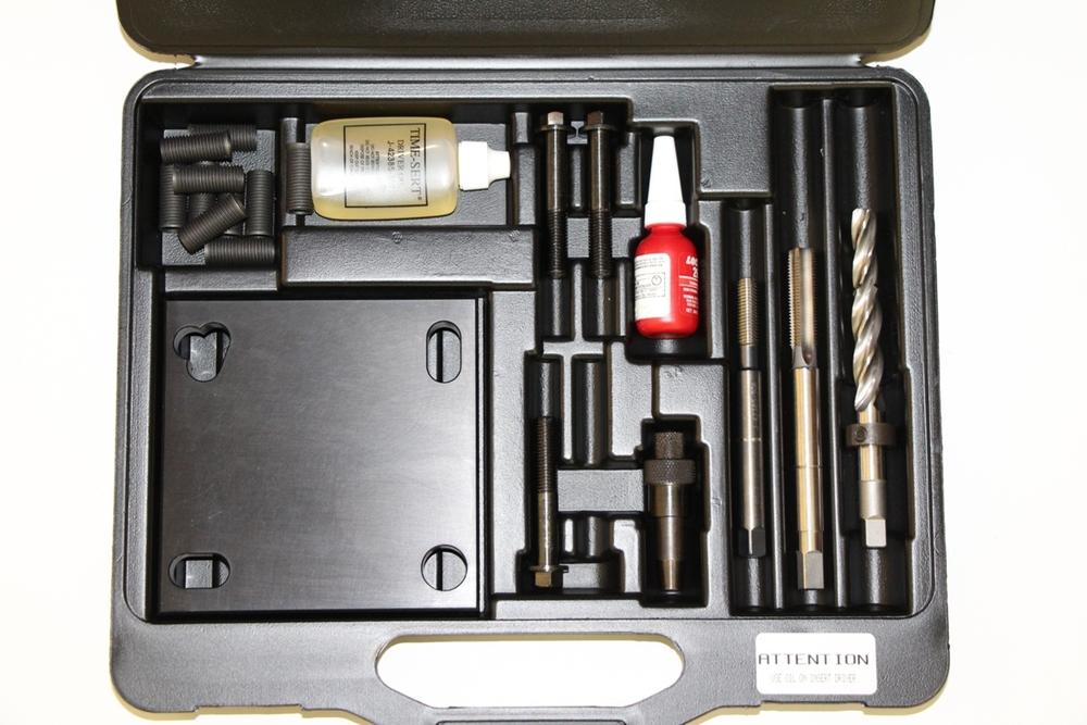 TIME-SERT 3700 Universal M11x2.00 Head Bolt Hole Thread Repair Kit image