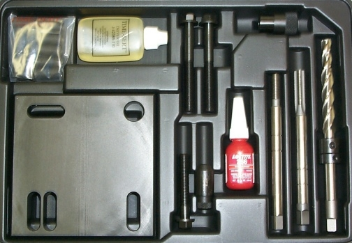 TIME-SERT 7330 V-6 Cylinder Head Bolt Thread Repair Kit M11x 2.0 image