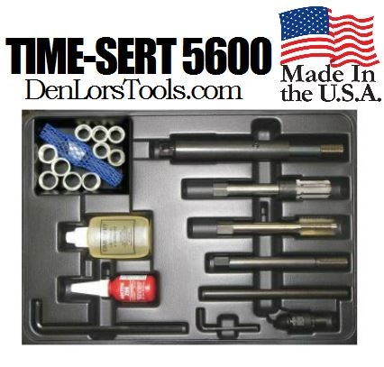 Image TIME-SERT 5600 Largest Ford Spark Plug Thread Repair