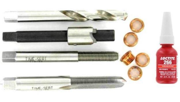Image TIME-SERT 0142SP RC Engine Glow Plug Thread Kit 1/4-32
