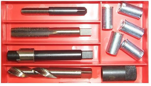 Image TIME-SERT 5112D Big-Sert Metric Thread Repair Kit M11x1.25