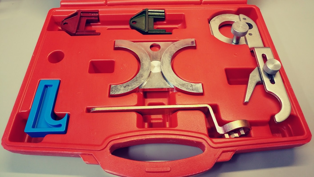 Win Tools J-42069 GM, Saab, Saturn 6 Cylinder Cam Tool Set image