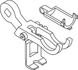 Win Valve Spring & Rocker Arm Combo Similar to 10102, 8516A, 8387 image