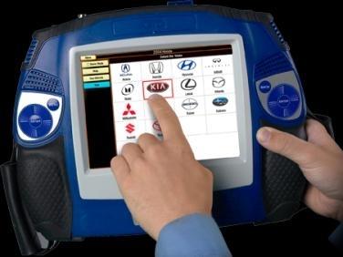 Comparison of Popular Automotive OTC Scanners