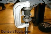 Image Ball Joint Press Use and Ball Joint Types