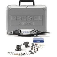 Image Dremel 3000-2/28 Dremel 3000 Rotary Tool 2 Attachments/28 Access