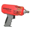 Image AirCat 1355-XLBR NitroCat Red Flame Boot 1355-XL
