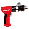 "Image AirCat 4450 1/2"" Reversible Red Composite Drill"