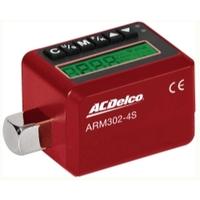 "Image AC Delco ARM302-4S ARM302-4S 1/2"" DIGITAL TORQUE ADAPTER (12.5-250.7"