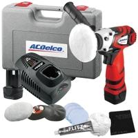 Image AC Delco ARS1210R ARS1210R 12V 3-inch Polisher w/ Restoration kit