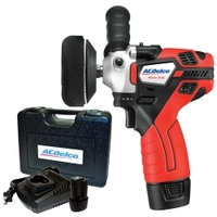 "Image AC Delco ARS1214 G12 Series Li-ion 12V 2-Speed 3"" Mini Polisher"