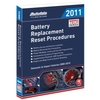 Image Autodata 11-500 Battery Replacement Reset Procedures Manual