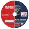 Image Autodata 11-CDX660 2011 Wiring Diagrams DVD - SRS and ABS