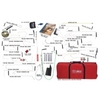 Image Access Tools AMSC 47 PIece Super Combo Complete Car Opening Set