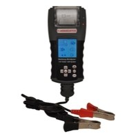 Image Associated 12-2415 HAND HELD DIGITAL BATTERY TESTER WITH PRINTER