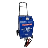 Image Associated 6012AGM CHARGER, 6/12V 70/60A, AGM, 250 AMP CRANKING